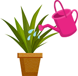 Plant Maintenance Icon